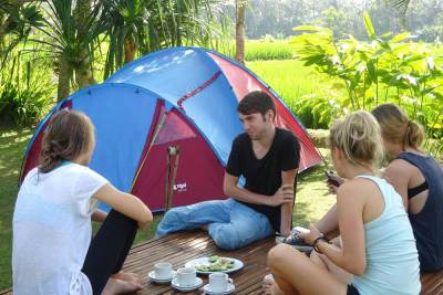 Bali Camping Ubud Adventure Camp - Gallery 01270117