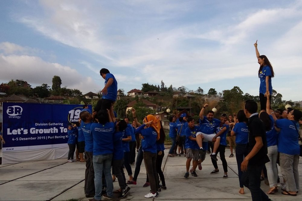 Bali Corporate Team Building Activities Penglipuran Camp -Gallery 01280117