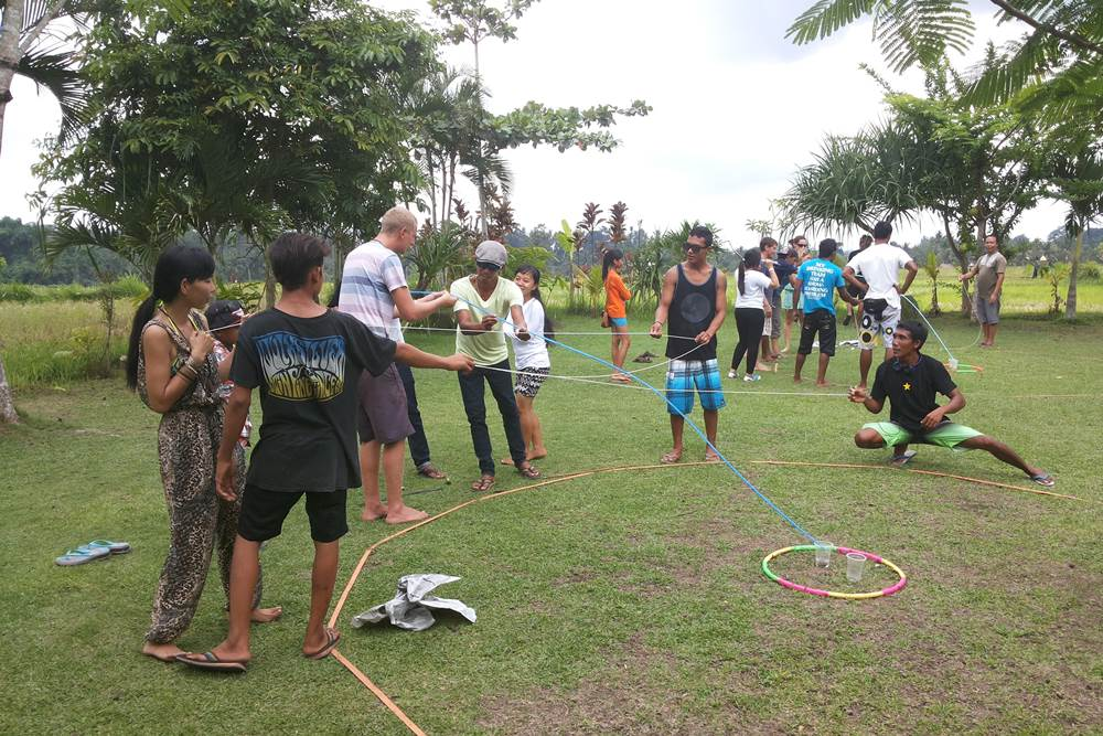 Bali Corporate Team Building Activities Ubud Camp - Gallery 04270117