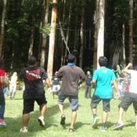 Bali Corporate Team Building Activities Ubud Camp