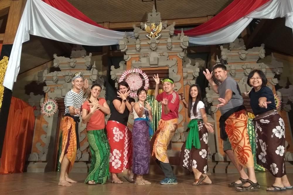 Bali Students Team Building Activities Penglipuran Camp - Gallery 04290117