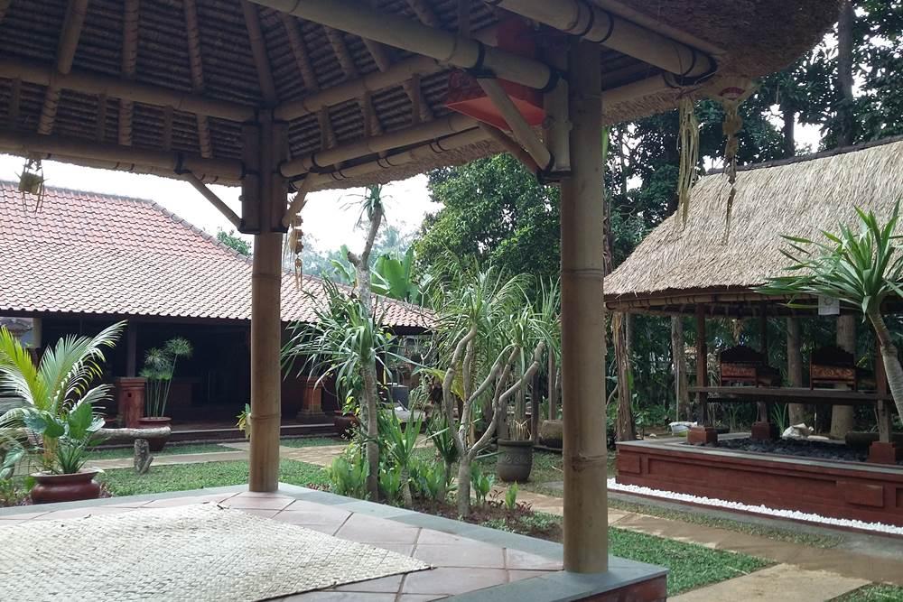 Bali Students Team Building Activities Ubud Camp - Galerry 04270117
