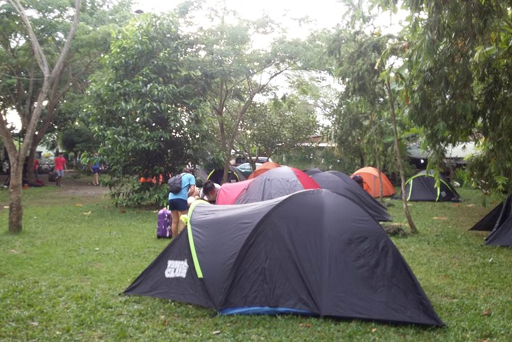 Bali Students Team Building Activities Ubud Camp - Galerry 05270117