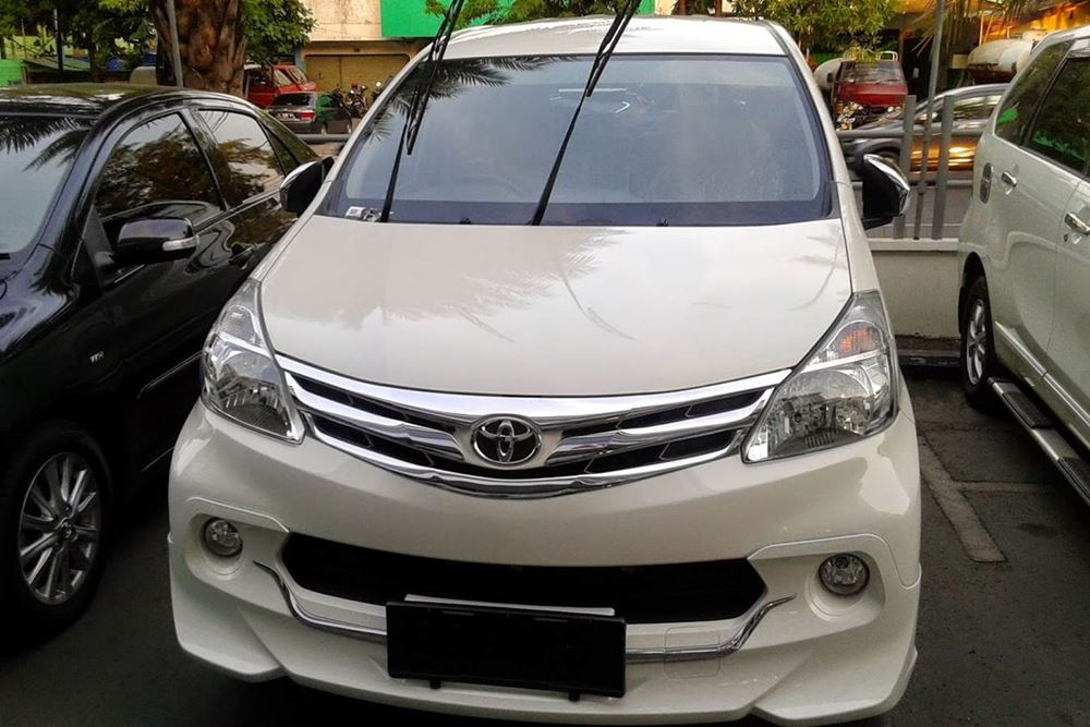 Bali Car Charter With Driver - Avanza or Xenia - Gallery 04260217