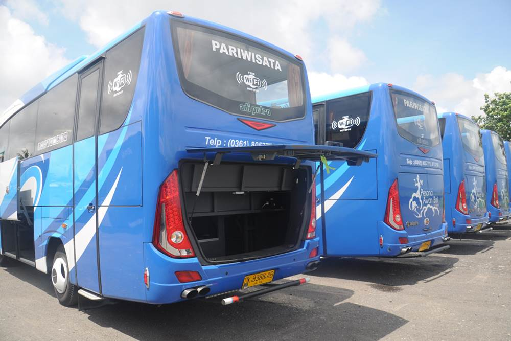 Bali Car Charter With Driver - Bus - Gallery 05260217