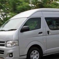 Bali Car Charter With Driver -Toyota Hiace