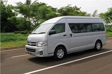 Bali Car Charter With Driver -Toyota Hiace - Link to Page 260217