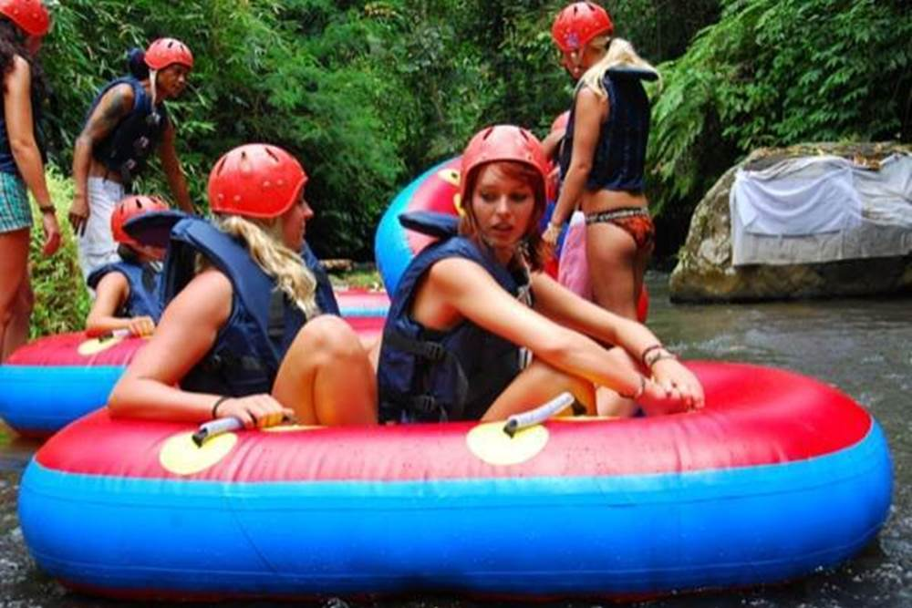 Bali Pakerisan Tubing Adventure Tour - Gallery 08260217