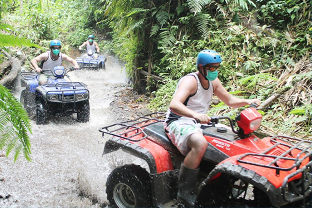 Bali Taro ATV Ride Adventure Tours - Gallery 02100217