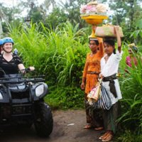 Bali Taro ATV Ride Adventure Tours