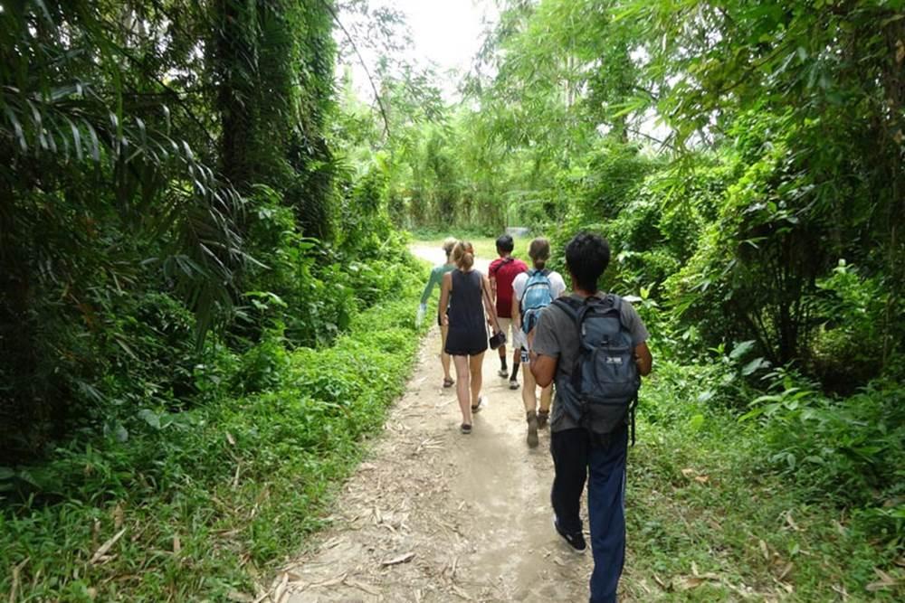 Bali Ubud Rice Paddy Trekking - Gallery 05200217