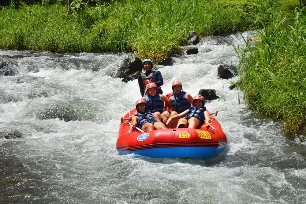 Bali White Water Rafting Tours Telaga Waja River - Gallery 07010217