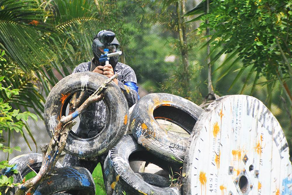 Bali Pertiwi Paintball Adventure Tour - Gallery 03050317