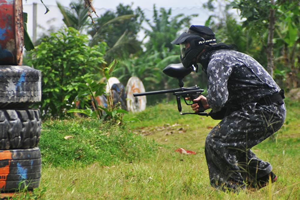 Bali Pertiwi Paintball Adventure Tour - Gallery 04050317