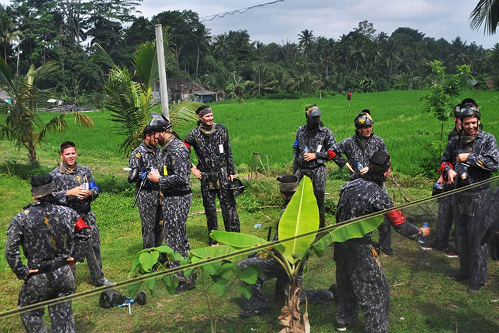 Bali Pertiwi Paintball Adventure Tour - Gallery 05050317