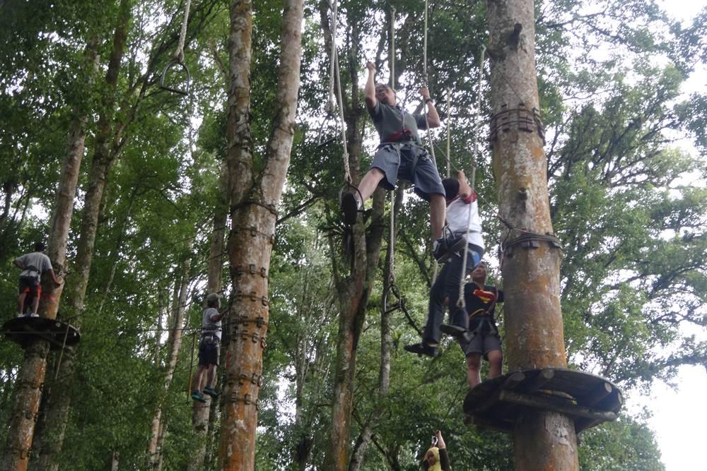Bali Treetop Bedugul Adventure Tour - Gallery 06050317