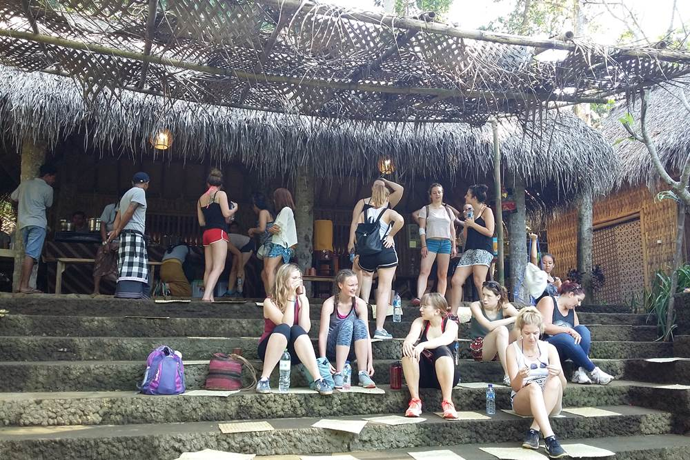 Bali Adventure Camp SLV (SL Volunteers) 2
