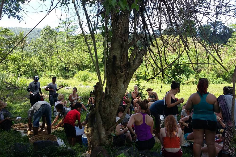 Bali Adventure Camp SLV (SL Volunteers) 6