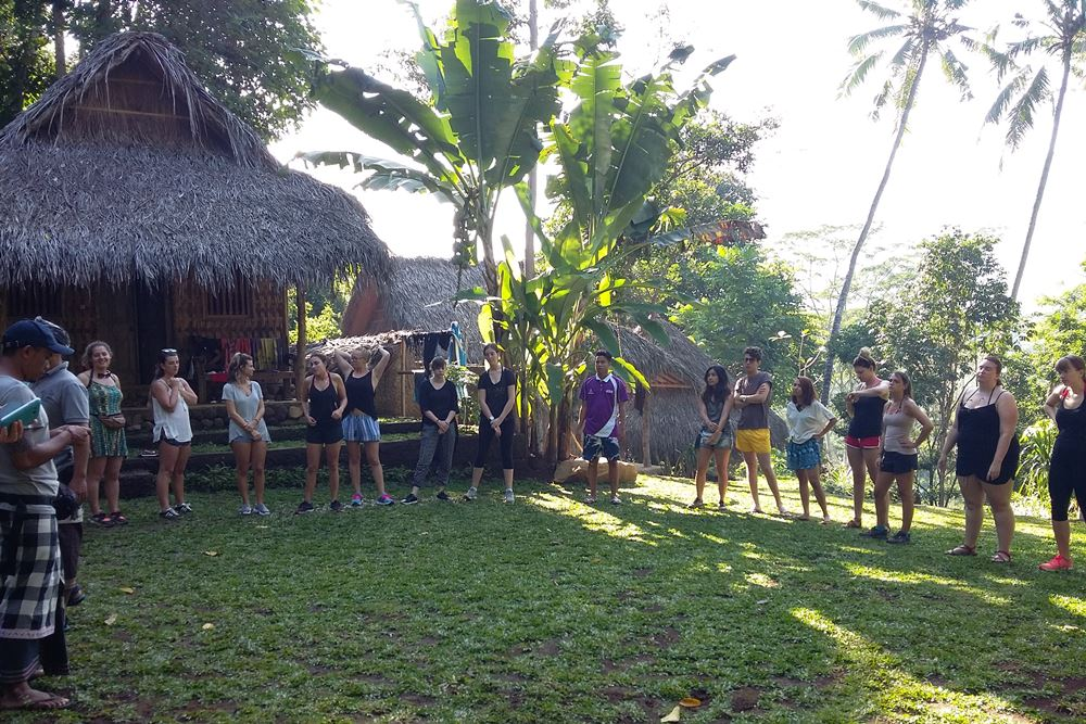 Bali Adventure Camp SLV (SL Volunteers) 9