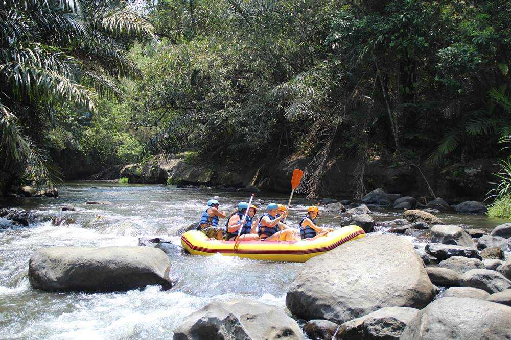 Bali White Water Rafting Tours Ayung River - Gallery 04010217