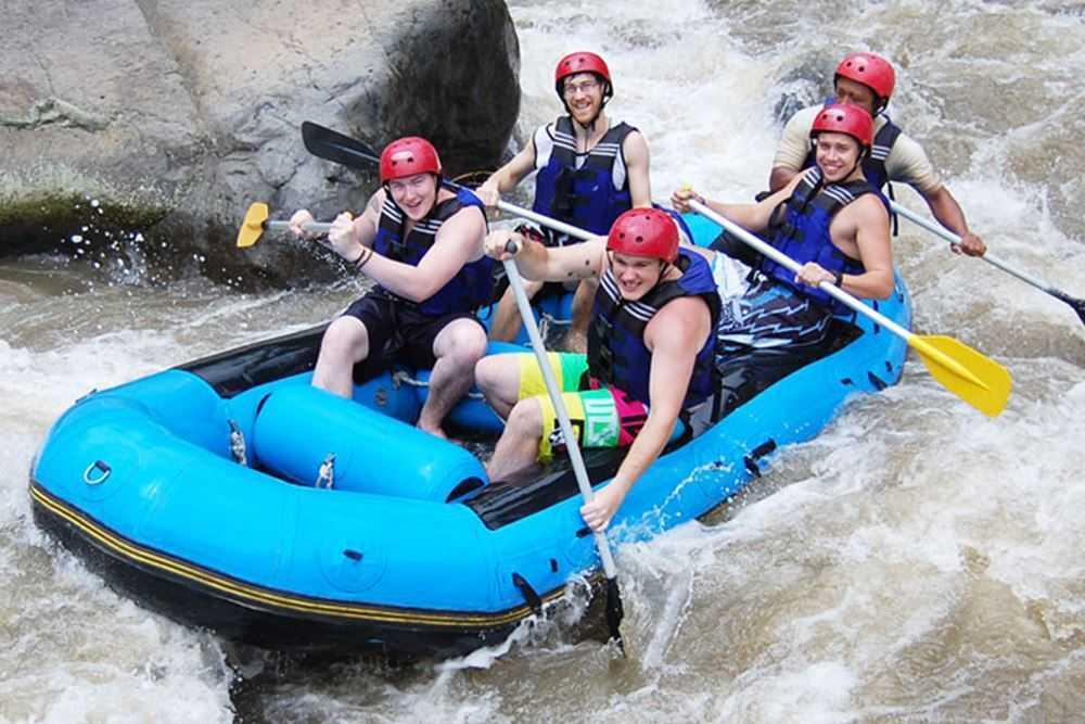 Bali White Water Rafting Tours Ayung River - Gallery 07010218