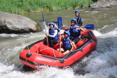 Bali White Water Rafting Tours Ayung River - Gallery 090102172