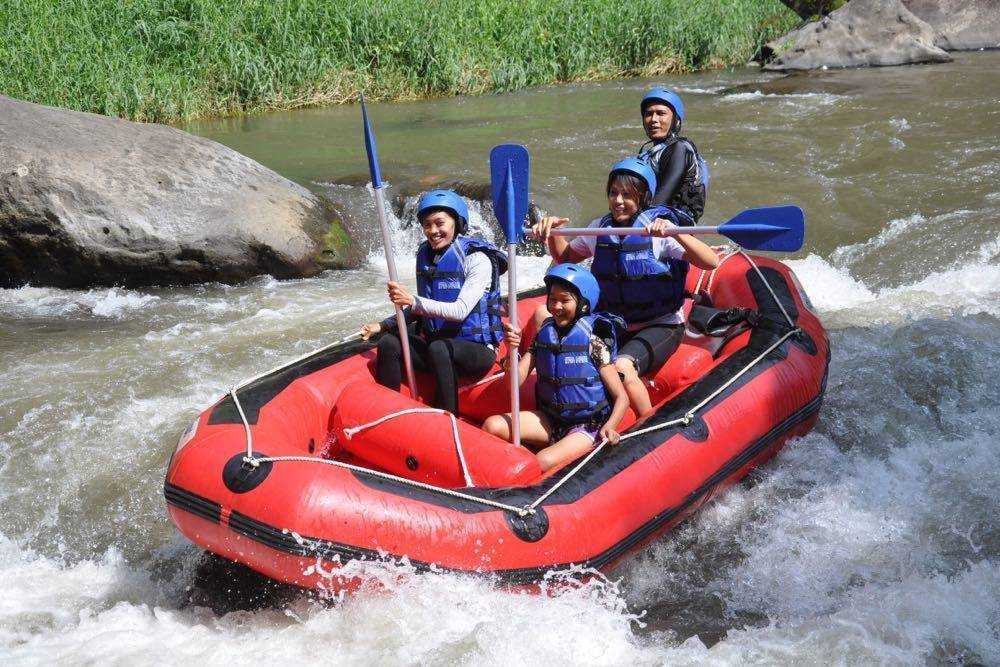 Bali White Water Rafting Tours Ayung River - Gallery 03010217