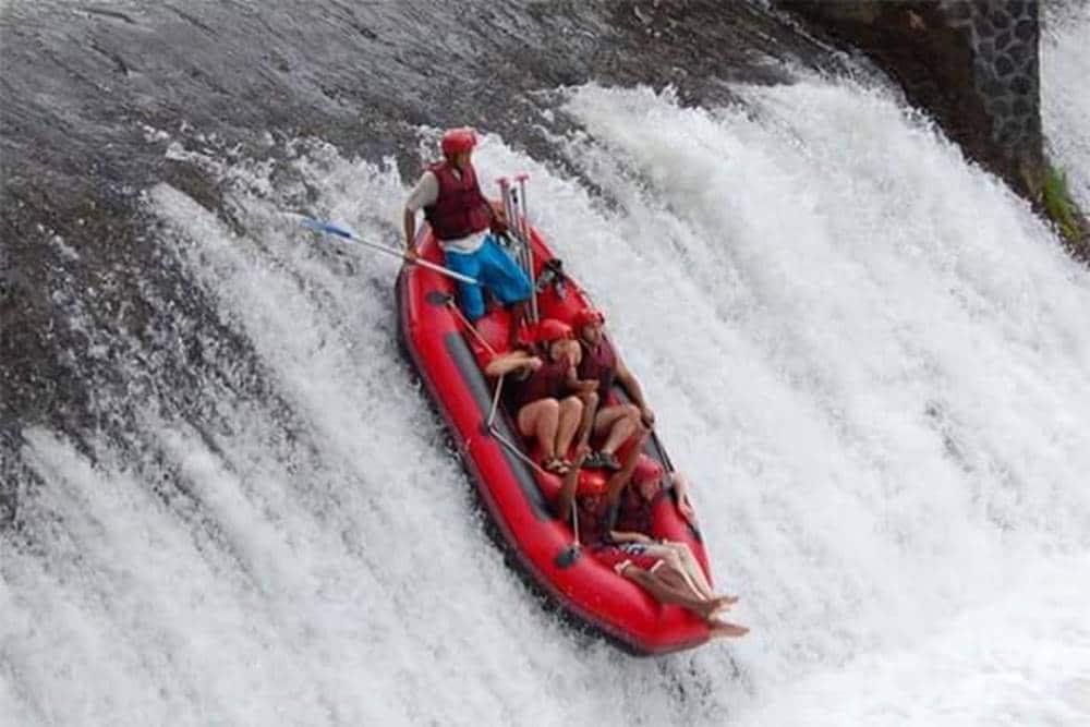 Bali White Water Rafting Tours Telaga Waja River - Gallery 17010217