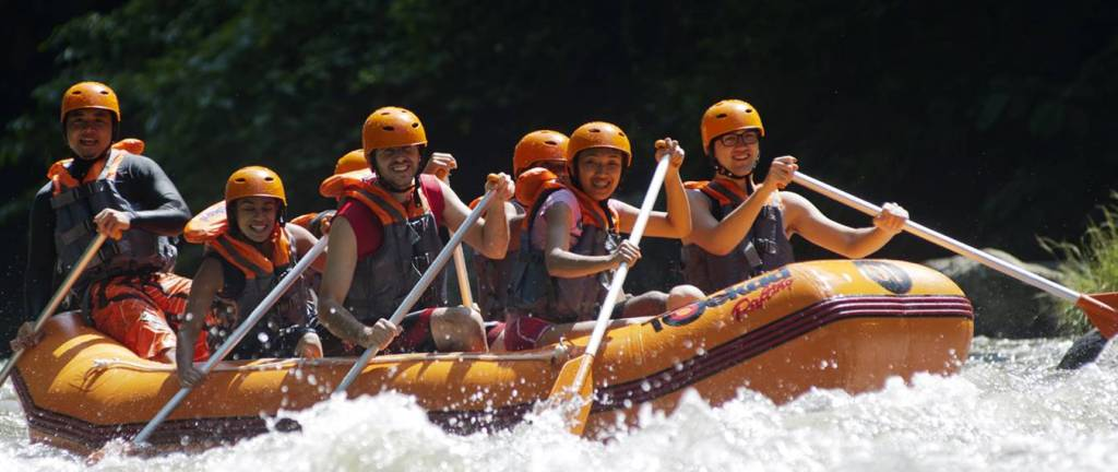 White Water Rafting Bali - Gallery 100418