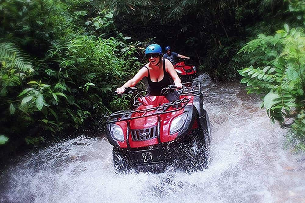 ATV Ubud Bali Taro Adventure is Idea for Fun Activities - Gallery 2811181