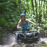 ATV Ubud Bali Taro Adventure is Fun Activities