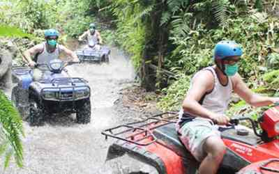 The Best ATV Ride Bali for Fun Vacation