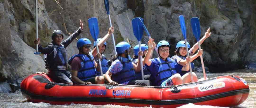 Ayung River Rafting Best Price - Header 021218