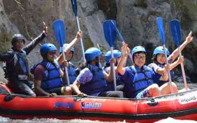 Ayung River Rafting Best Price is located in Ubud
