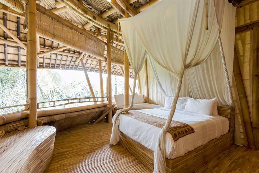 villa bamboo bali