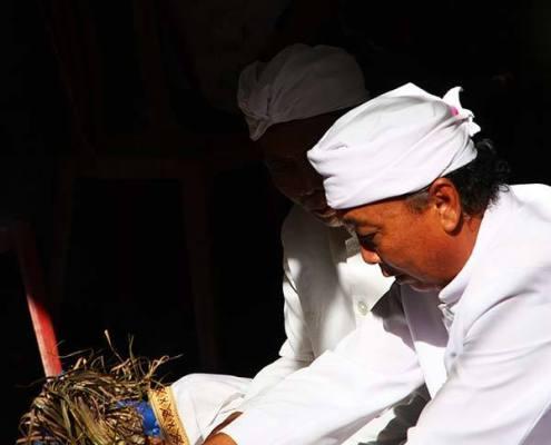 Rito matrimonio Bali