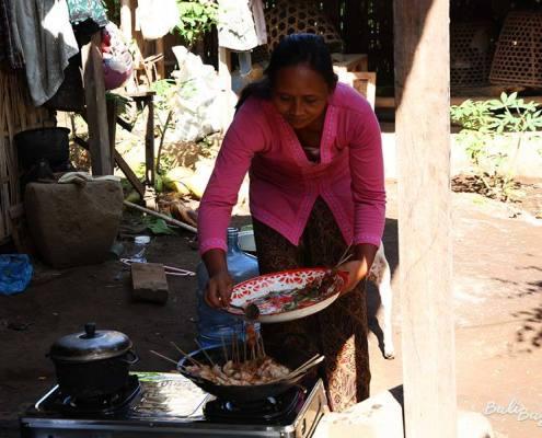 Cucina matrimonio Bali