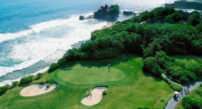 golf a Bali