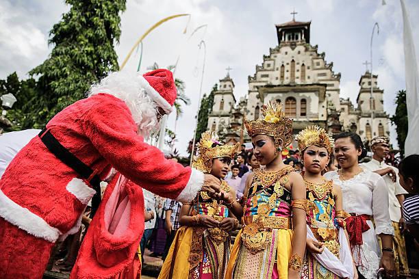 Natale cristiano a Bali