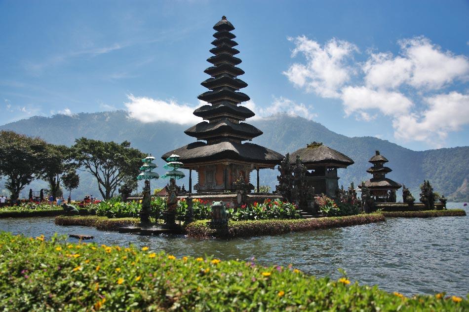 Tempio Pura Ulun Danu Beratan