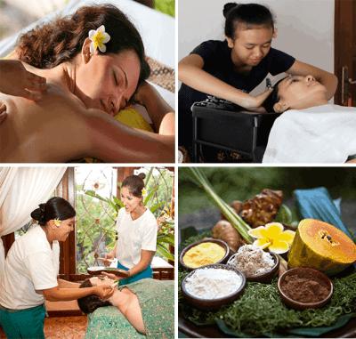 This 4-week TraditionalBalinese SpaTherapy at Bali BISA in Sanur, Bali covers Balinese massage, naturalfacials, Indonesian hair cream baths, body scrubs and body wraps.