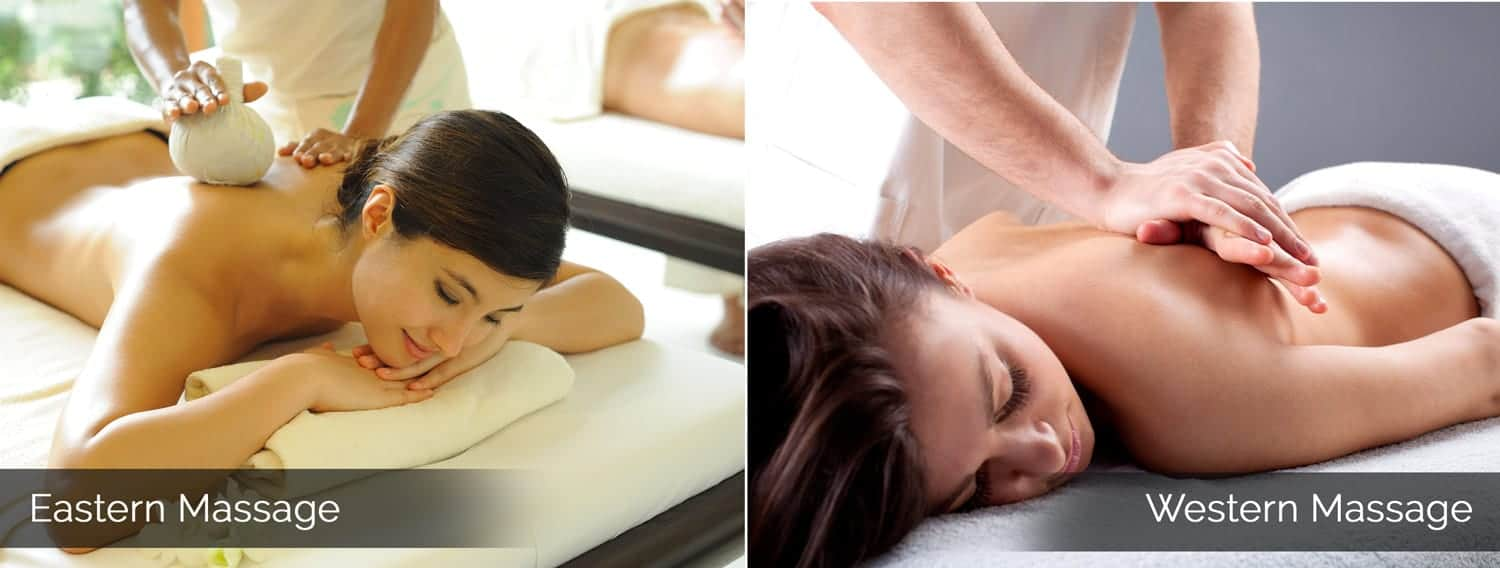 Differences between Eastern and Western Massages from a Practitioner's Perspective