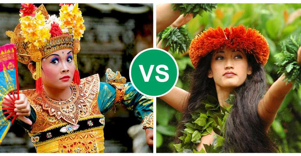 Different between Hawaiian Lomi Lomi and Balinese Massage