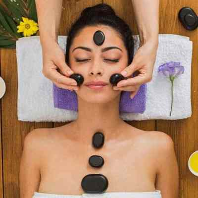 Crystal Therapy combined with Warm Stone Massage is truly a match made in Holistic Heaven.