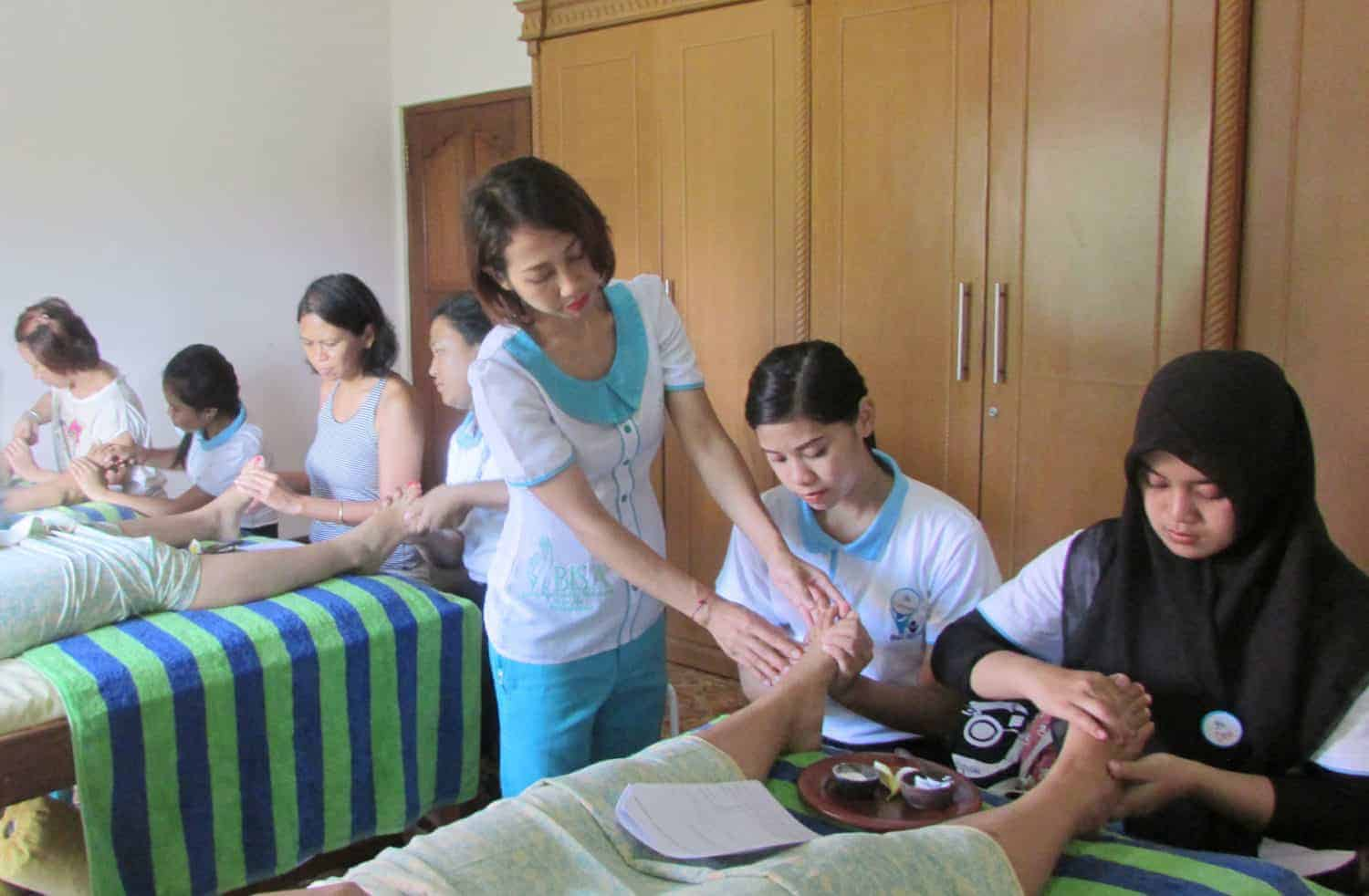The Bali International Spa Academy, or BISA, is the ITEC Bali authorized training centre for spa, complementary therapies and beauty education