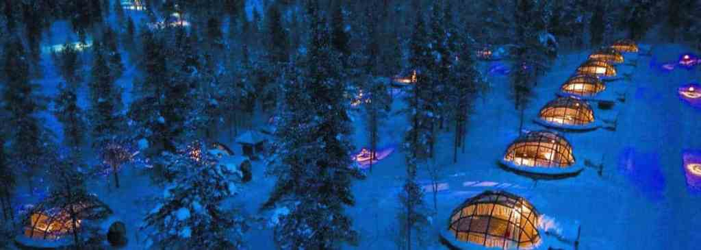 European Spa Market - Artic Resort Finland