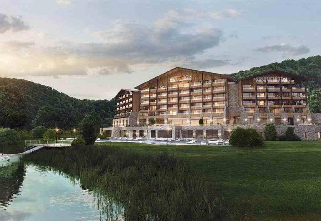 European Spa Market - CHENOT PALACE GABALA LAKE AZERBAIJAN