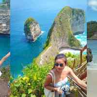 West and East Part Nusa Penida Tour