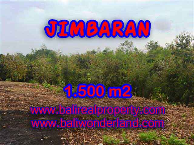 Land for sale in Jimbaran Bali, Wonderful view in Jimbaran Ungasan – TJJI076