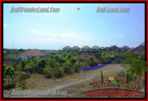 Affordable Jimbaran Ungasan BALI 1,000 m2 LAND FOR SALE TJJI074
